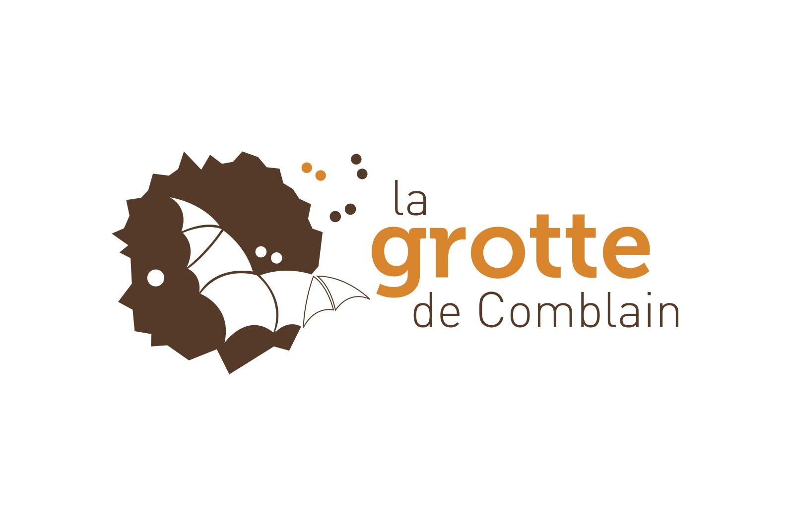 Logo Grotte de Comblain